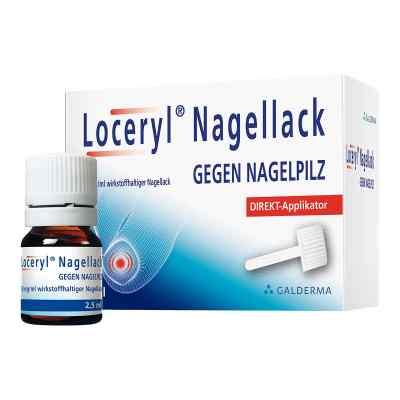 Loceryl gegen Nagelpilz  bei apotheke-online.de bestellen