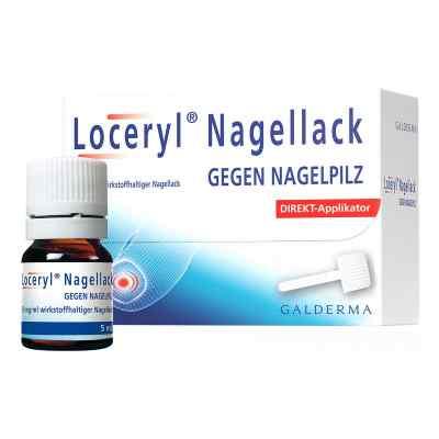Loceryl gegen Nagelpilz  bei vitaapotheke.eu bestellen