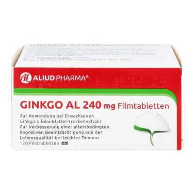 Ginkgo AL 240mg  bei apo.com bestellen