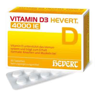 Vitamin D3 Hevert 4.000 I.e. Tabletten  bei apo.com bestellen