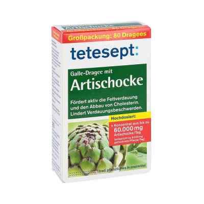 Tetesept Galle-Dragee mit Artischocke  bei apo.com bestellen