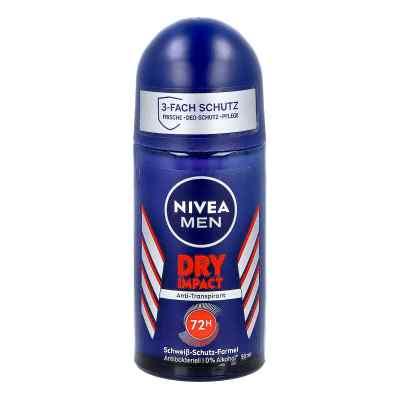 Nivea Men Deo Roll-on dry comfort  bei vitaapotheke.eu bestellen