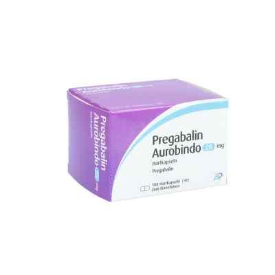 Pregabalin Aurobindo 25 mg Hartkapseln  bei apo.com bestellen