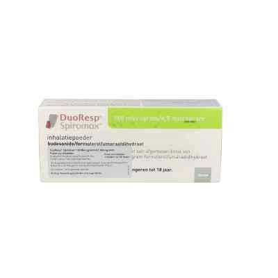 Duoresp Spiromax 160[my]g/4,5[my]g/dosis 1x120ed I  bei apo.com bestellen