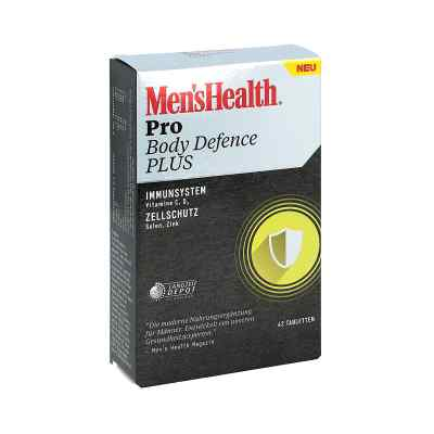 Men's Health Pro Body Defence Plus Tabletten  bei apo.com bestellen
