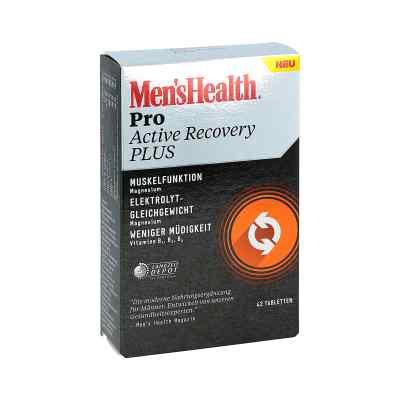 Men's Health Pro Active Recovery Plus Tabletten  bei apo.com bestellen