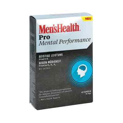 Men's Health Pro Mental Performance Kapseln  bei apo.com bestellen