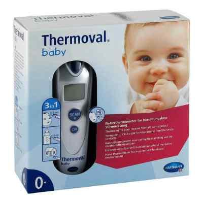 Thermoval baby non-contact Infrarot-fiebertherm.  bei apotheke-online.de bestellen