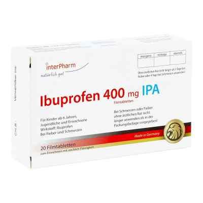 Ibuprofen 400mg  bei apotheke-online.de bestellen