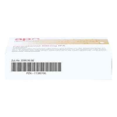 Paracetamol 500mg von apo-discounter  bei apo.com bestellen