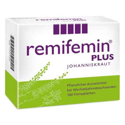 Remifemin plus Johanniskraut Filmtabletten  bei apotheke-online.de bestellen