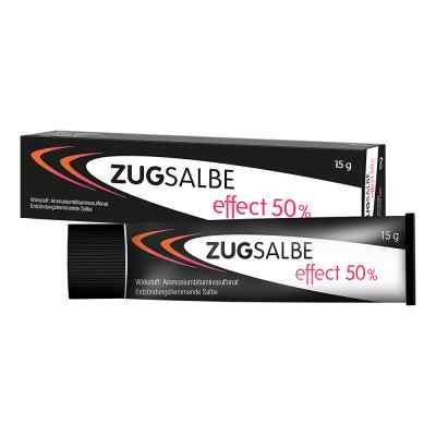 Zugsalbe effect 50% Salbe  bei apo.com bestellen