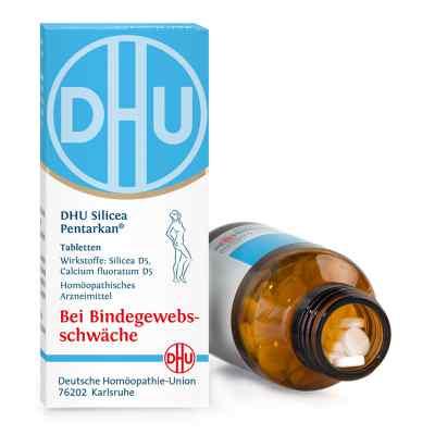 Dhu Silicea Pentarkan für das Bindegewebe Tabletten   bei apotheke-online.de bestellen