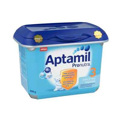 Aptamil Pronutra 3 Folgemilch ab 10.m.safebox Plv.  bei apo.com bestellen