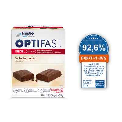 Optifast Riegel Schokolade  bei apotheke-online.de bestellen