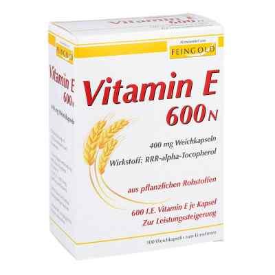 Vitamin E 600 N Weichkapseln  bei apo.com bestellen