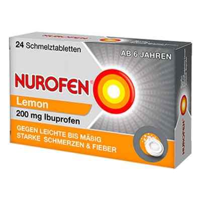 NUROFEN Schmelztabletten Lemon bei Kopfschmerzen  bei apotheke-online.de bestellen
