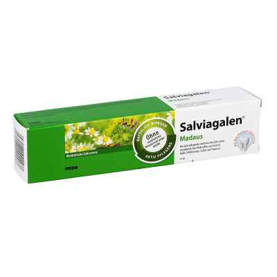 Salviagalen medius Zahncreme Madaus  bei apotheke-online.de bestellen