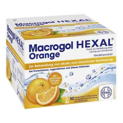 Macrogol Hexal Orange Plv.z.her.e.lsg.z.einn.btl.  bei apo.com bestellen