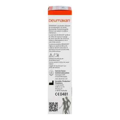 Deumavan Schutzsalbe Natur ohne Lavendel Tube  bei apo.com bestellen