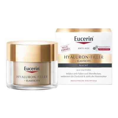 Eucerin Anti-age Elasticity+filler Nachtcreme  bei vitaapotheke.eu bestellen