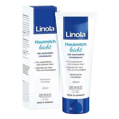 Linola Hautmilch leicht  bei vitaapotheke.eu bestellen