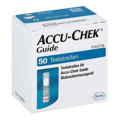 Accu Chek Guide Teststreifen  bei vitaapotheke.eu bestellen