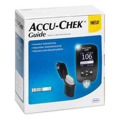 Accu Chek Guide Set mmol/l  bei apo.com bestellen