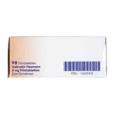 Ivabradin Heumann 5 mg Filmtabletten  bei apo.com bestellen