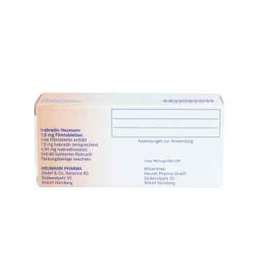 Ivabradin Heumann 7,5 mg Filmtabletten  bei apo.com bestellen