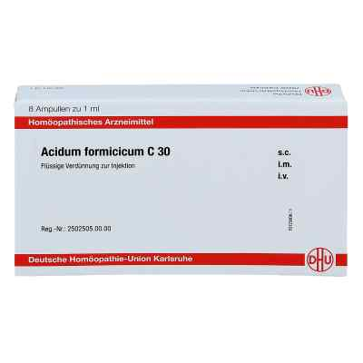 Acidum Formicicum C 30 Ampullen  bei apo.com bestellen