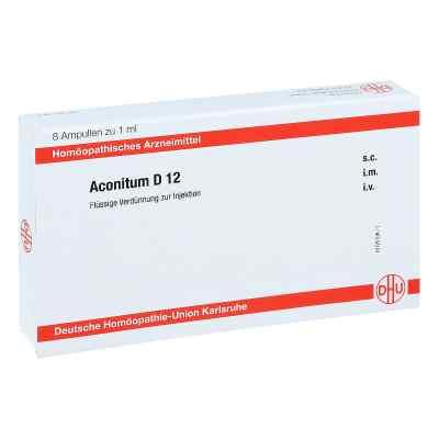 Aconitum D 12 Ampullen  bei apo.com bestellen