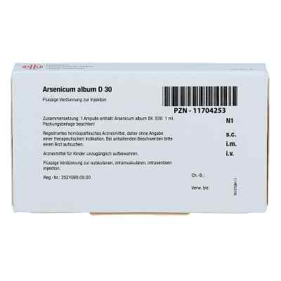 Arsenicum Album D 30 Ampullen  bei apo.com bestellen