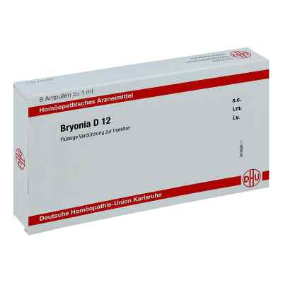 Bryonia D 12 Ampullen  bei apo.com bestellen