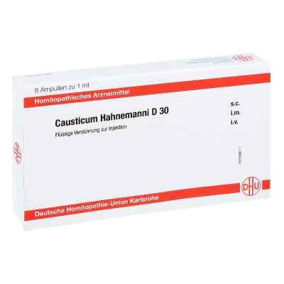 Causticum Hahnemanni D 30 Ampullen  bei apo.com bestellen