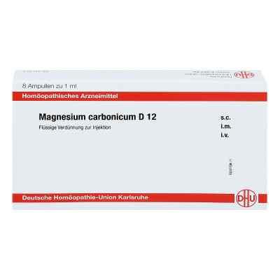 Magnesium Carbonicum D 12 Ampullen  bei apo.com bestellen