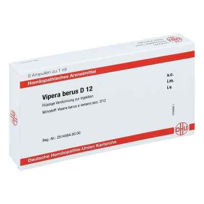Vipera Berus D 12 Ampullen  bei apo.com bestellen