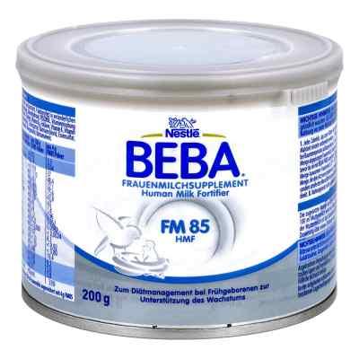 Nestle Beba Fm 85 Frauenmilchsupplement Pulver  bei apotheke-online.de bestellen
