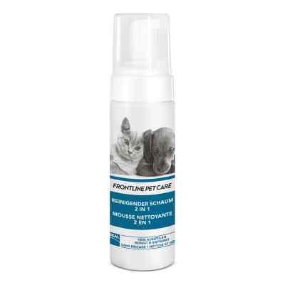 Frontline Pet Care reinigender Schaum 2in1 veterinär  bei apo.com bestellen