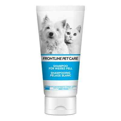Frontline Pet Care Shampoo für weisses Fell veterinär   bei vitaapotheke.eu bestellen
