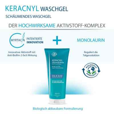 Ducray keracnyl Waschgel  bei apo.com bestellen
