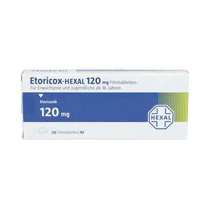 Etoricox Hexal 120 mg Filmtabletten  bei apo.com bestellen