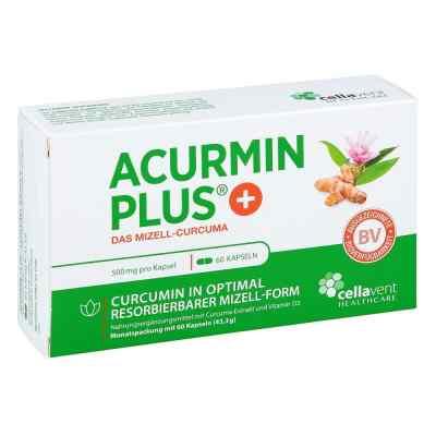 Acurmin Plus Das Mizell-curcuma Weichkapseln  bei vitaapotheke.eu bestellen