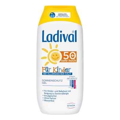 Ladival Kinder Sonnengel allergische Haut Lsf 50+  bei apo.com bestellen