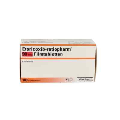 Etoricoxib ratiopharm 90 mg Filmtabletten  bei apo.com bestellen
