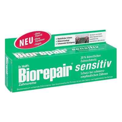 Biorepair Zahncreme sensitiv  bei vitaapotheke.eu bestellen