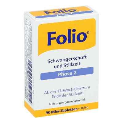 Folio 2 Filmtabletten  bei apo.com bestellen