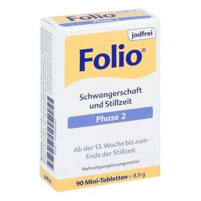 Folio 2 jodfrei Filmtabletten  bei vitaapotheke.eu bestellen