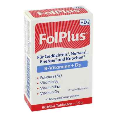 Folplus+d3 Tabletten  bei apo.com bestellen