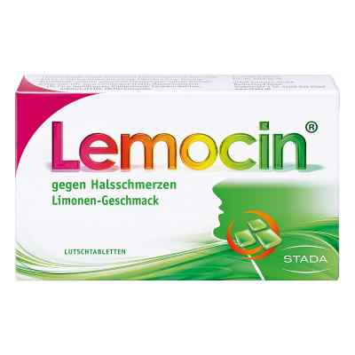 Lemocin gegen Halsschmerzen  bei apo.com bestellen